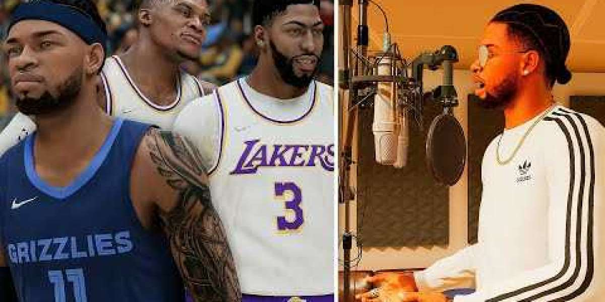 Palmer Athletic Agency or Berry & Associates in NBA 2K22's MyCareer are two options