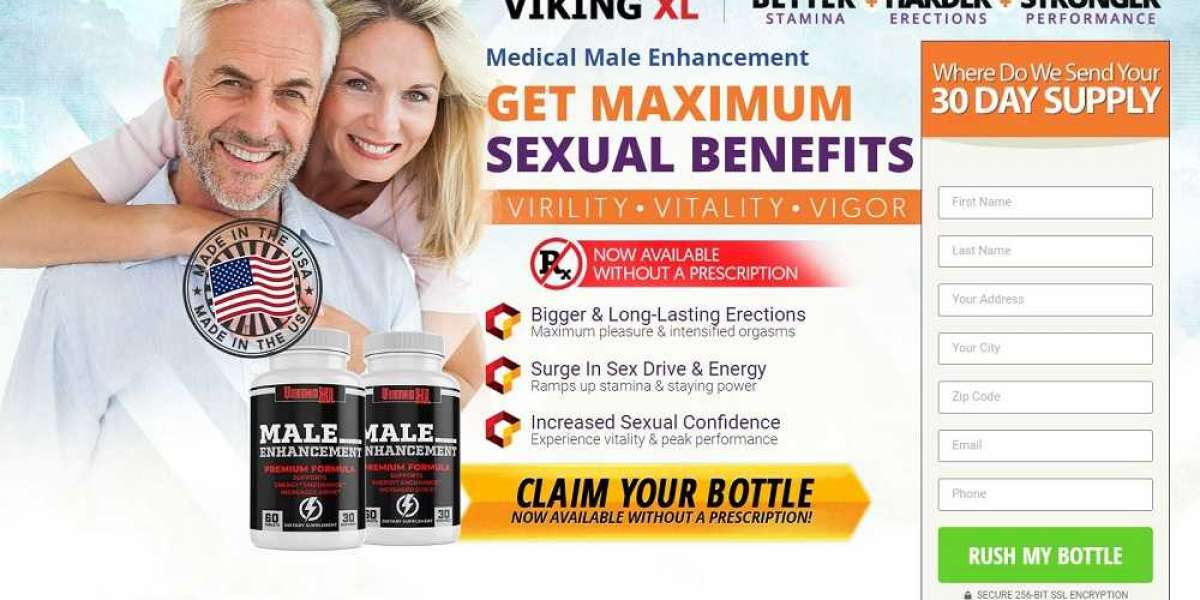 Viking XL Male Enhancement -Increse Penis Size, Boost Sexual Power & Libido!